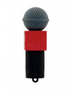 Pendrive Micrófono Reportero