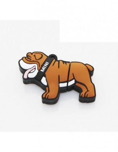 Pendrive Perro Bulldog mini