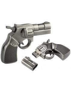 Pendrive Pistola Revolver...