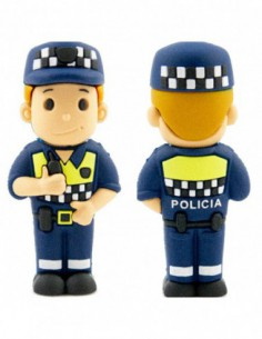 Pendrive Policia Local