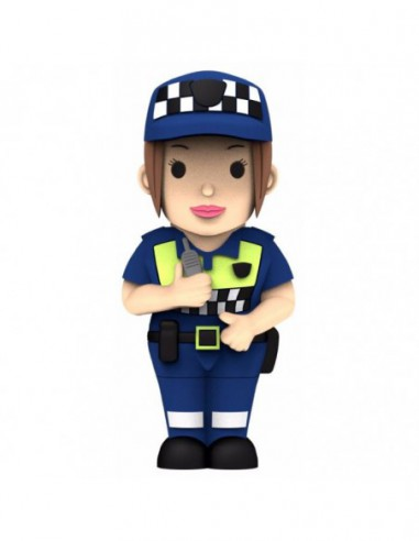 Pendrive Policia Local chica