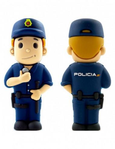 Pendrive Policia Nacional