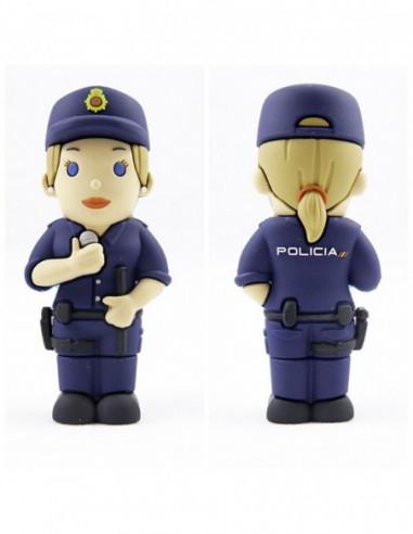 Pendrive Policia Nacional Chica