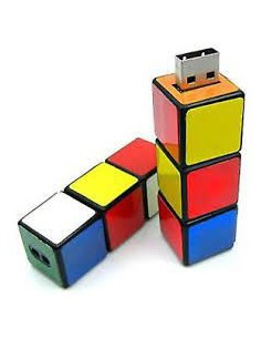 Pendrive Rubik