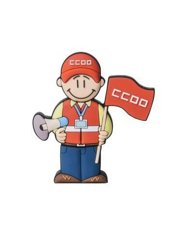Pendrive Sindicalista CCOO