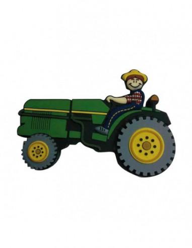Pendrive Tractor Verde