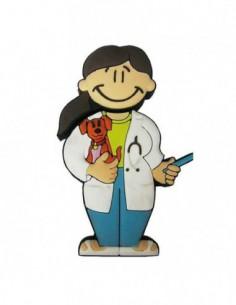 Pendrive Veterinaria
