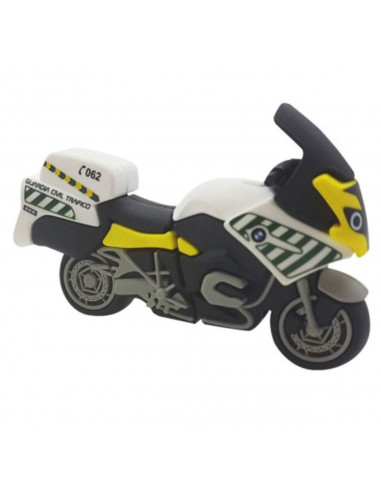 Pendrive Moto guardia civil