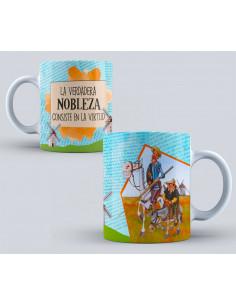 Taza Don Quijote Nobleza
