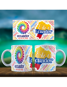 Taza Ecuador