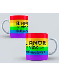 Taza Orgullo Gay