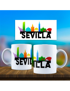 Taza Sevilla