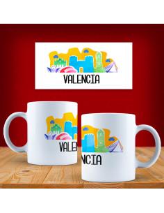 Taza Valencia