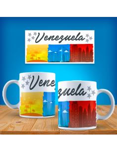 Taza Venezuela