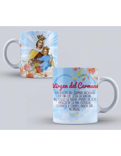 Taza Virgen del Carmen