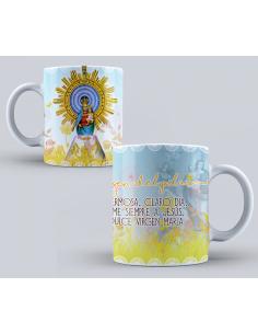 Taza Virgen del Pilar