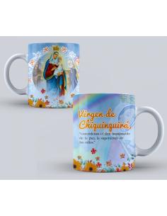 Taza Virgen de Chiquinquirá