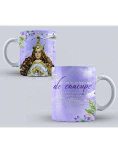 Taza Virgen de Caacupé