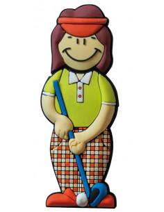 Pendrive Golfista chica