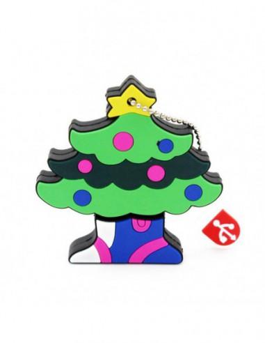 Pendrive Árbol de Navidad