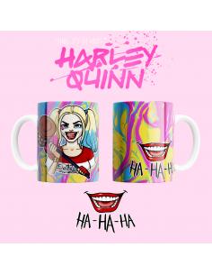 Taza Harley Quiin