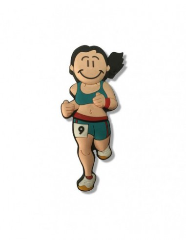 Pendrive Atleta Chica Running