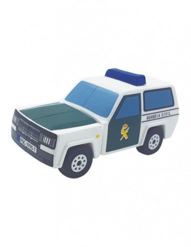 Pendrive Coche Patrol Guardia Civil