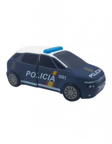 Pendrive Coche Policía Nacional