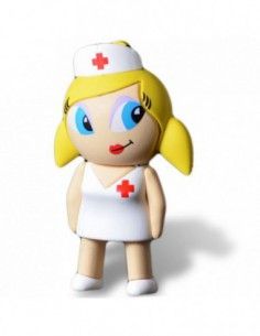 Pendrive Enfermera Rubia