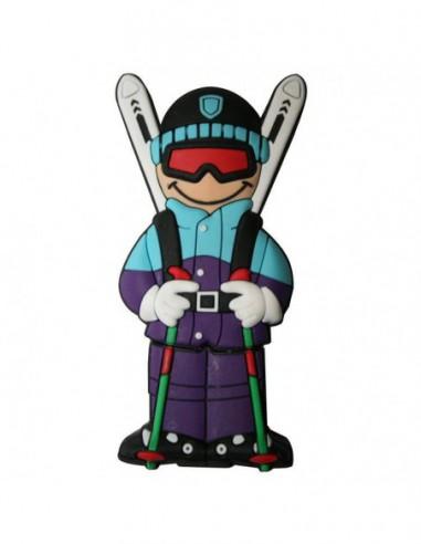 Pendrive Esquiador
