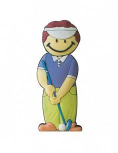 Pendrive Golfista chico