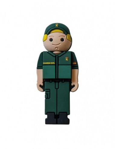 Pendrive Guardia Civil