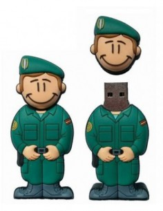 Pendrive Guardia Civil Seprona