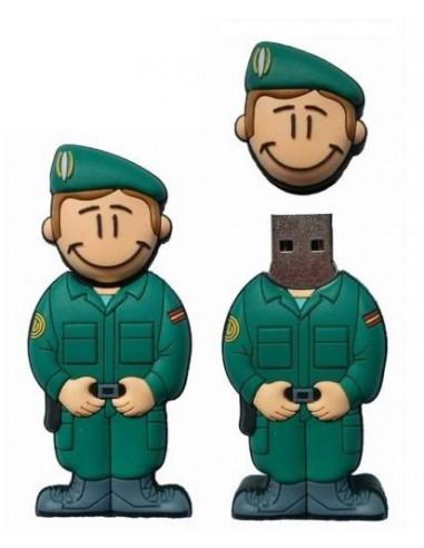 Pendrive Guardia Civil Seprona